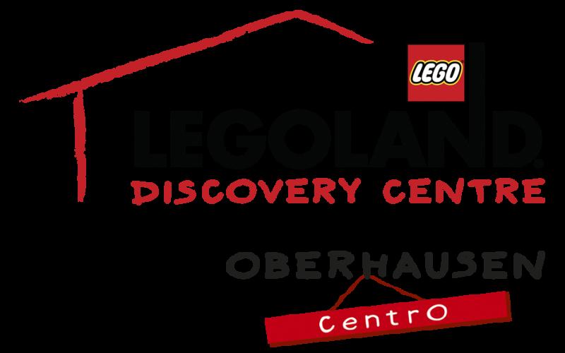 Logo LEGOLAND® Discovery Centre Oberhausen