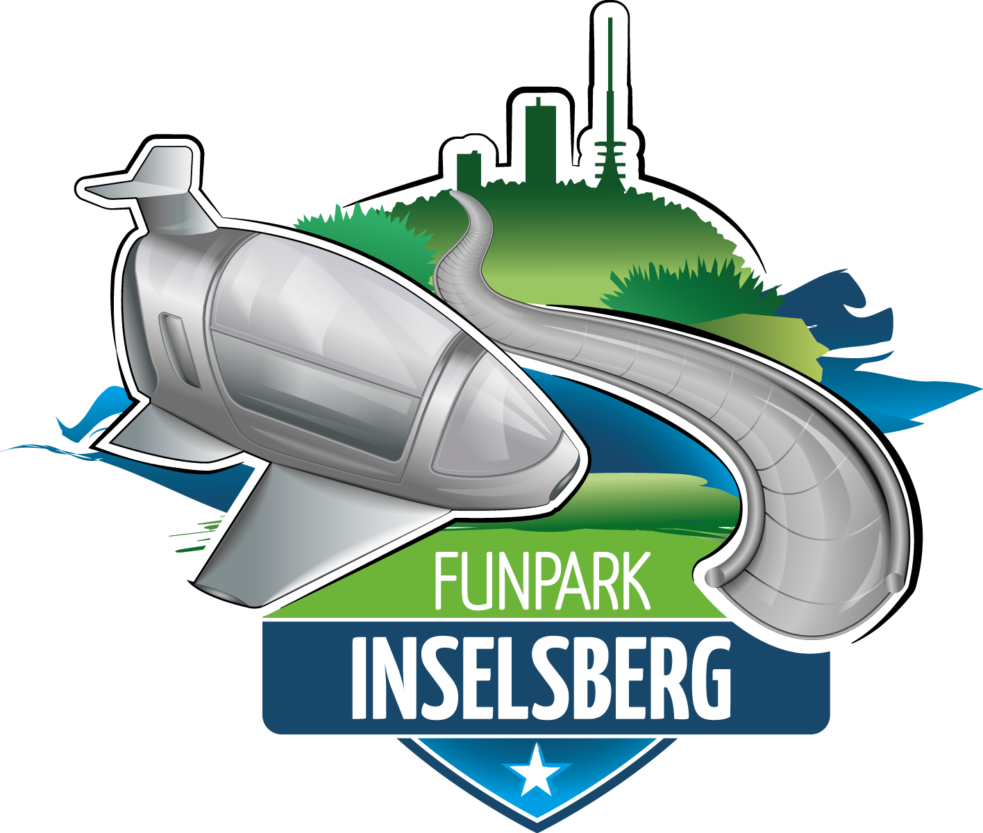 Logo Inselsberg Funpark