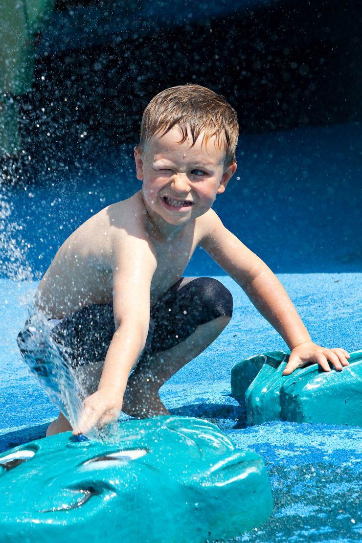 Hansgrohe Kinderwasserwelt