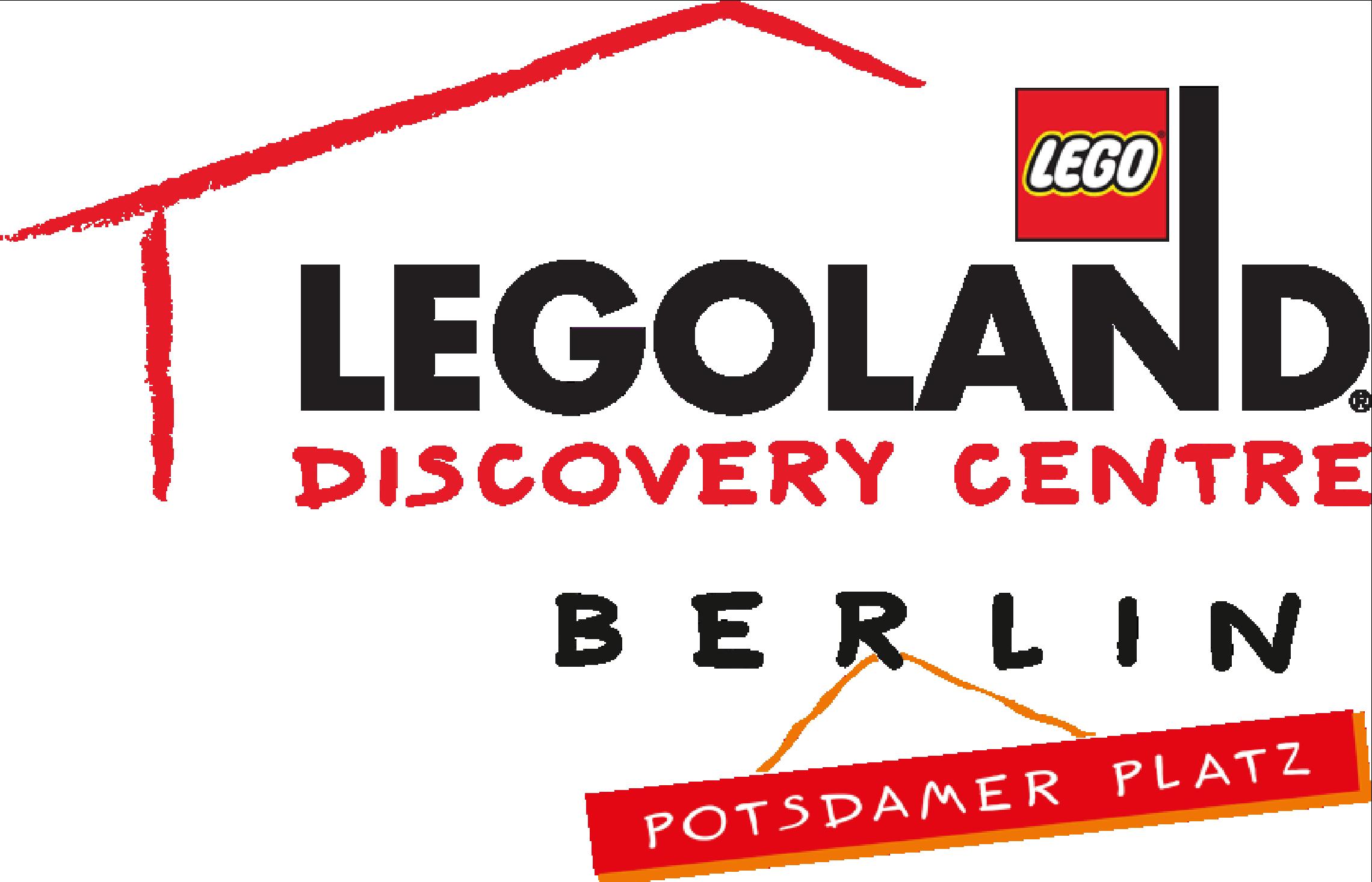 Logo LEGOLAND® Discovery Centre Berlin