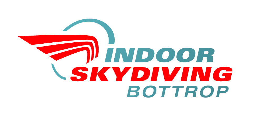 Logo Indoor Skydiving Bottrop