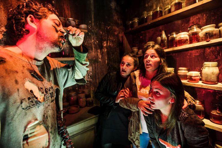 Nichts für schwache Nerven: Horror Nights - Traumatica
