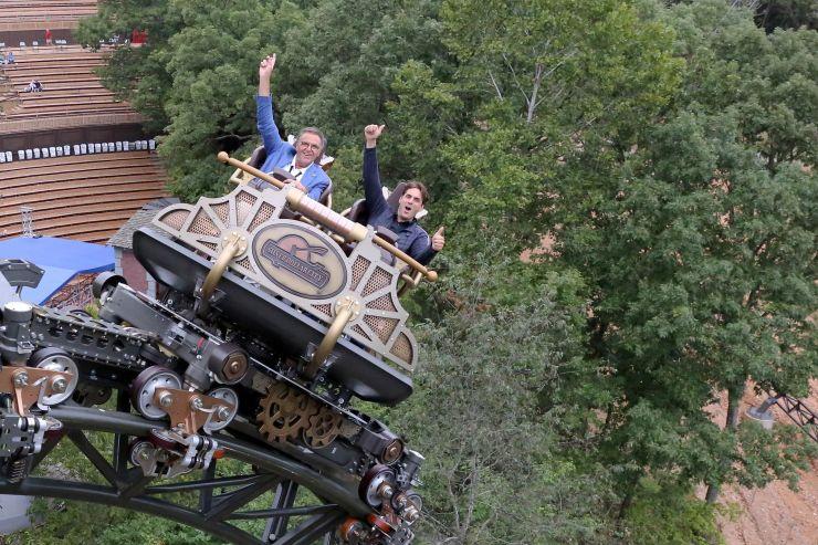 Europa-Park als bester Freizeitpark weltweit