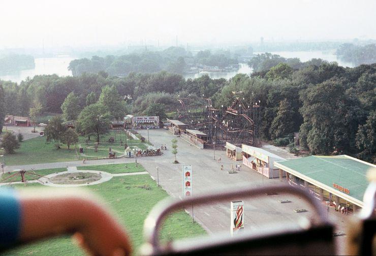 Der Kulturpark in den 70er Jahren