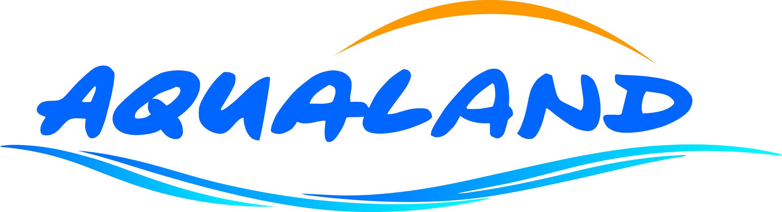 Logo AQUALAND Freizeitbad