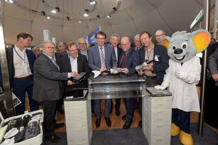 Science Days 2018 im Europa-Park