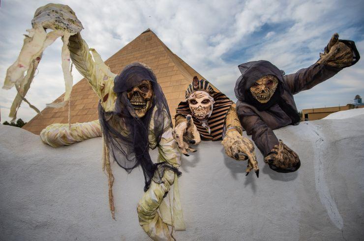 Fünftägiges Halloween-Spektakel im BELANTIS beginnt.