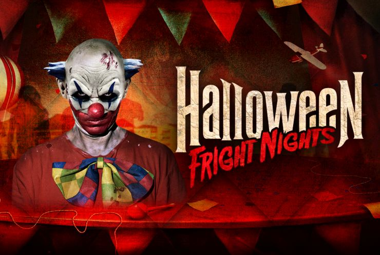 Halloween Fright Nights 2018