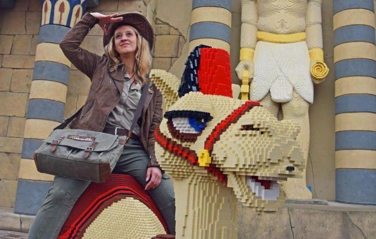 Entdeckerin im LEGOLAND Deutschland