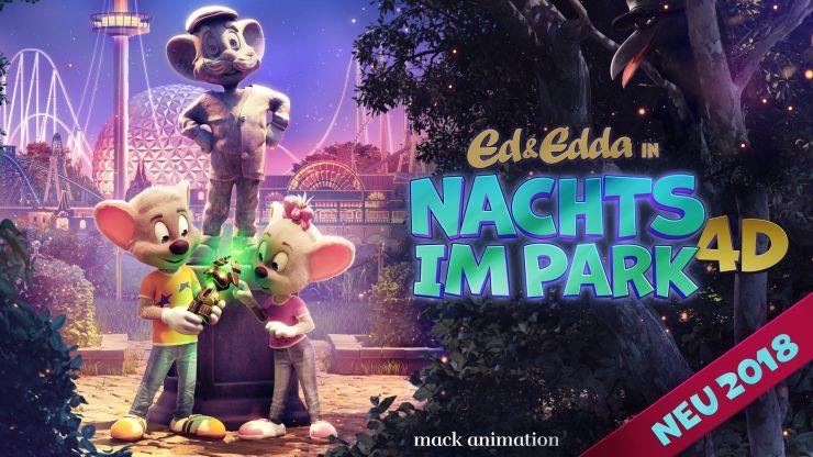 "4D Kinofilm ""Nachts Im Park"""