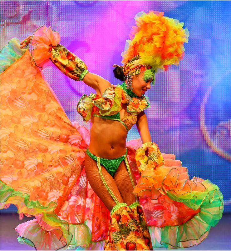 Neue Show im Tropical Islands