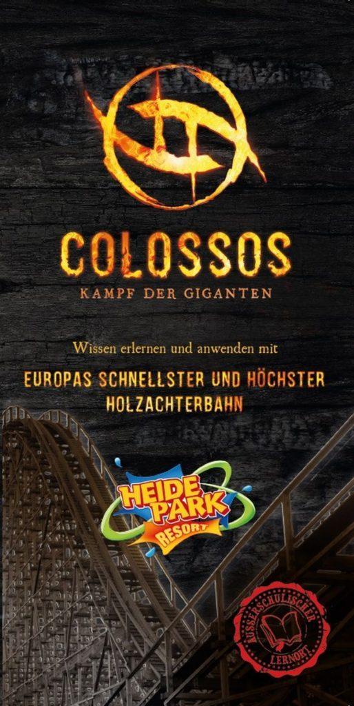 Besser lernen mit Colossos im Heide Park Resort
