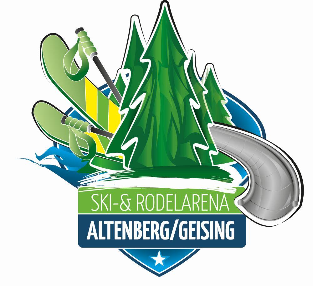 Logo Ski- und Rodelarena Altenberg/Geising