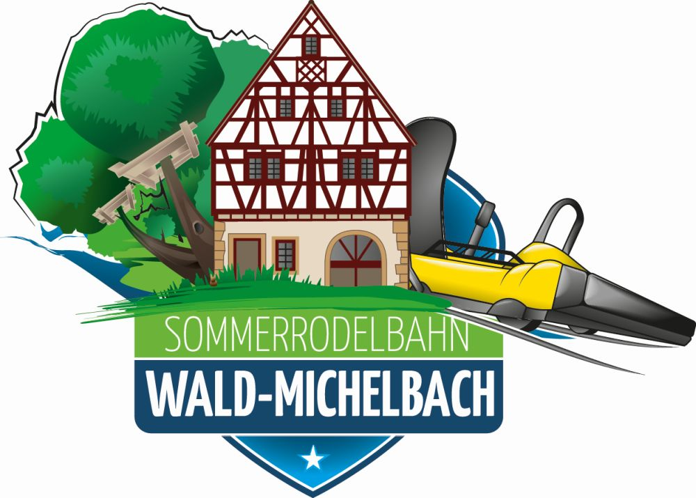 Logo Sommerrodelbahn Wald-Michelbach