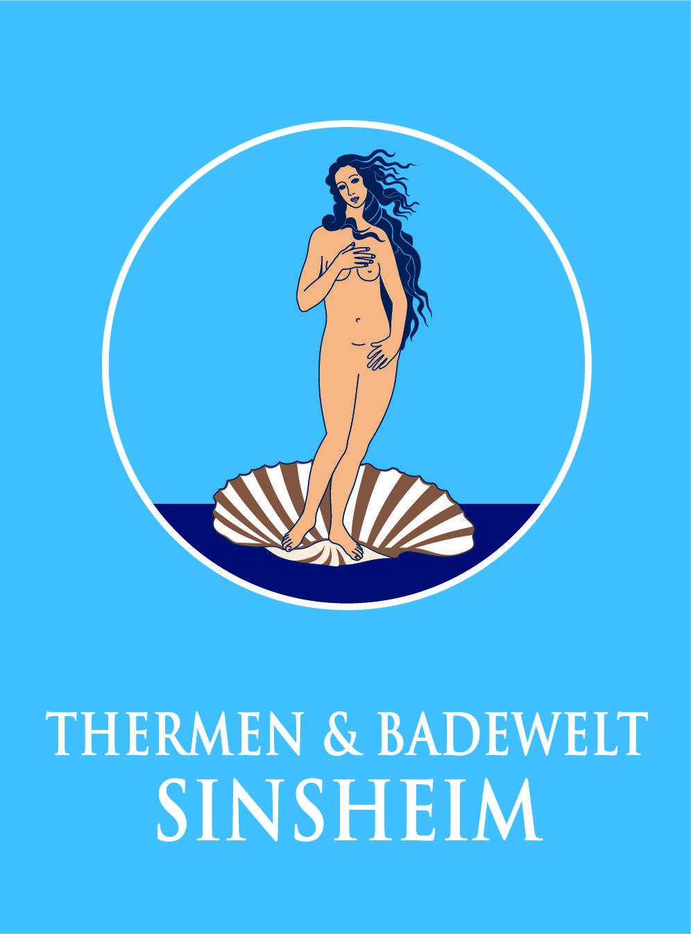 Logo THERMEN & BADEWELT SINSHEIM