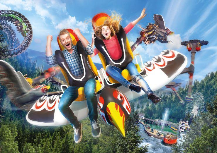 FORT FUN Abenteuerland startet in die Saison der Thunderbirds
