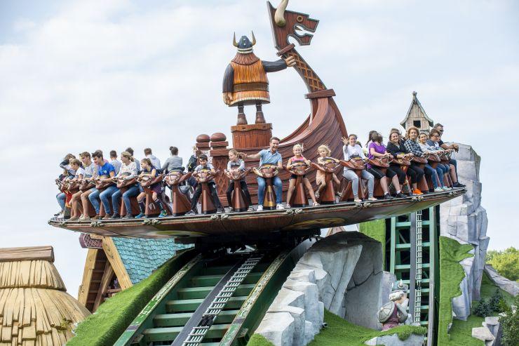 Holiday Park eröffnet seine neue 10 Millionen Investition Holiday Indoor