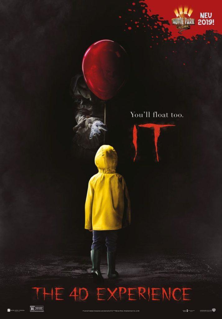 Foto: Movie Park Germany, ES Poster