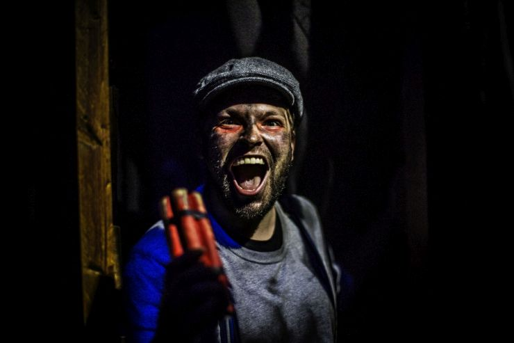 FORT FEAR Horrorland