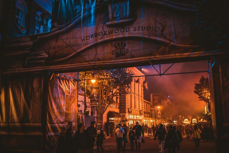 Halloween Horror Festival im Movie Park Germany