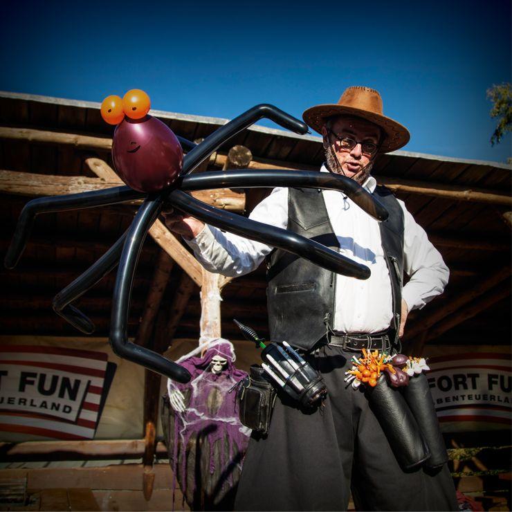 Halloween im FORT FUN Abenteuerland