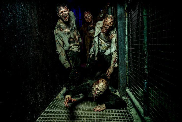 Horror Nights - Traumatica